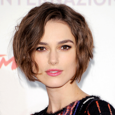 Keira Knightley - Sexy Spring Haircuts to Try Now - Bob