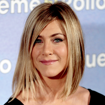 Jennifer Aniston's One-Length Bob - The 9 Sexiest Spring Haircuts