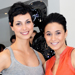 St. John Pre-Oscar Luncheon - Emmanuelle Chriqui and Morena Baccarin - 2011 Academy Awards