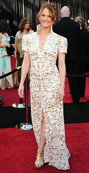 Melissa Leo - Marc Bouwer - Oscars 2011 - Academy Awards