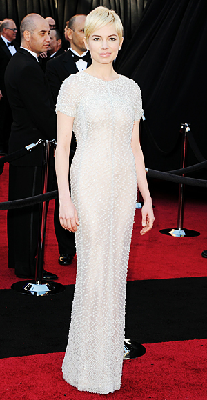 Michelle Williams in Chanel