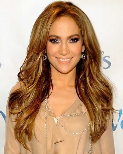jennifer lopez hair colour. Jennifer Lopez - Gorgeous