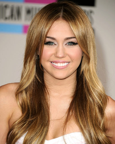 miley cyrus 2011 hair colour. Get Hollywood Hair Color