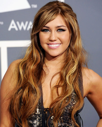 miley cyrus hair colour 2011. Miley Cyrus - Gorgeous