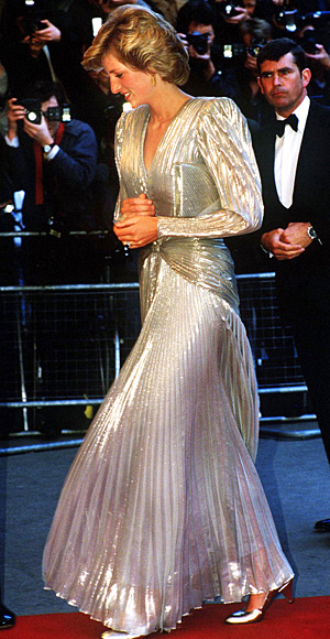 Princess Diana - Bruce Oldfield - Style Icon - Kate and William Wedding