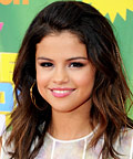 Selena Gomez - hair - Kid's Choice Awards
