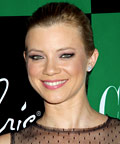 Amy Smart - eye lashes - Vegas