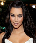 Kim Kardashian - Kids Choice Awards - nail polish