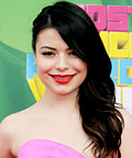 Miranda Cosgrove - Kid's Choice Awards - eyebrows