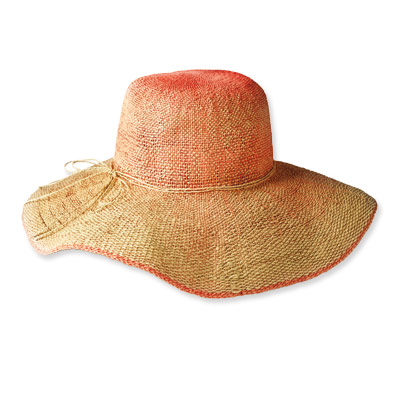 Straw Hat, [DOLLAR]28