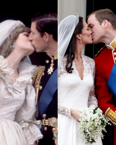 Gallery Royal Wedding Kisses: Who Had The Hotter Kiss?
