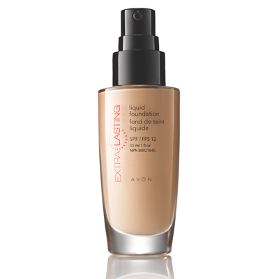 Avon Extra Lasting Liquid Foundation - Foundation - Melt-Proof Makeup Must-Haves
