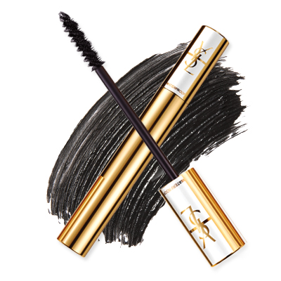 YSL Mascara Singulier Nuit Blanche - Waterproof Mascara - Melt-Proof Makeup Must-Haves