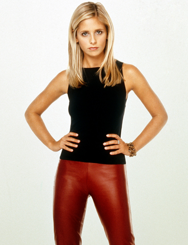 Sarah Michelle Gellar - Vampire Girlfriends - Buffy the Vampire Slayer