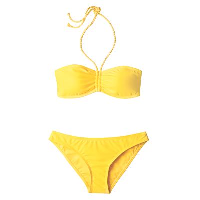 Nylon-Spandex Bikini, $19