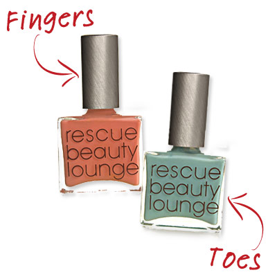 Ji Baek - Simple Pastels - Cute Nail Polish Combos for Your Fingers and Toes