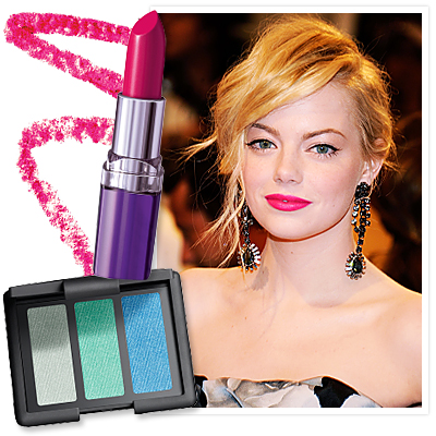 Vincent Longo - Hot Pink Lipstick - Bright Summer Makeup You Can Really Wear