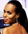 Kerry Washington - BET Awards - hair