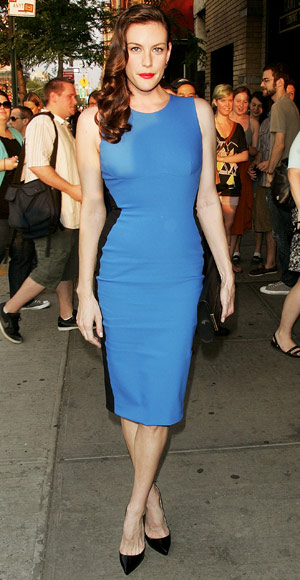 Liv Tyler - Stella McCartney - Colorblock - Look Your Best