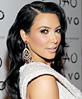 Kim Kardashian - Wedding - Tiffany and Co.