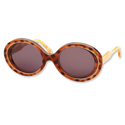 Morgenthal Frederics Flange Sunglasses