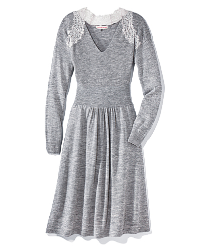A Soft Sweaterdress