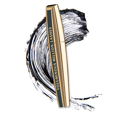 L'Oreal - The Prettiest Fall Makeup for $15 or Less - Mascara
