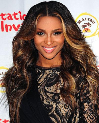 Ciara Hair Color