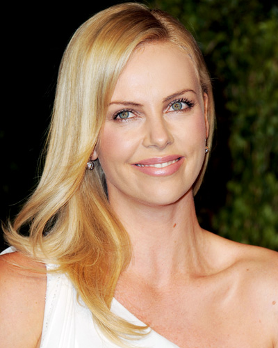 Charlize Theron Ny Blondes: Charlize Theron's Buttery Blond