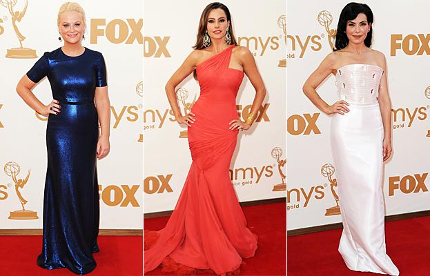Amy Poehler, Sofia Vergara, Emmys