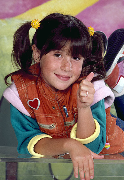 Punky Brewster As A Teenager Gary null/nbc