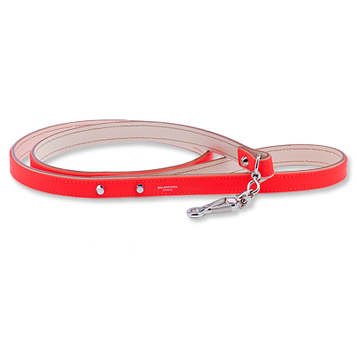 Balenciaga by Nicolas Ghesquire Leather Leash