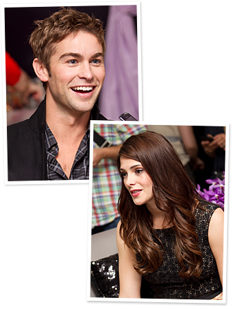 Ashley Greene and Chace Crawford
