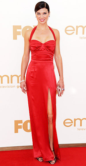 Adrianne Palicki in Dolce & Gabbana