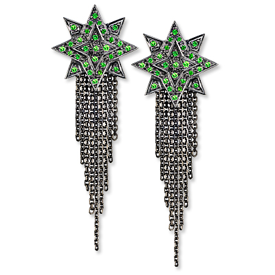 Ana de Costa Sirius Fringe Studs
