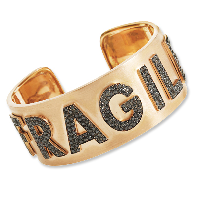 Ileana Makri Fragile Bracelet
