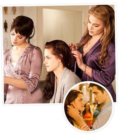 Twilight Wedding Breaking Dawn - Kristen Stewart - Style Moments of 2011