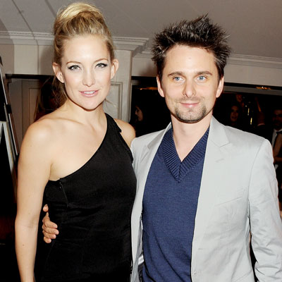 Kate Hudson and Matthew Bellamy - Celebrity Engagements ...