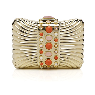 Judith Leiber Seaspray Avenue Minaudiere