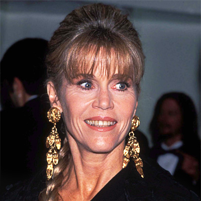 Jane Fonda - Transformation - Beauty - Celebrity Before and After
