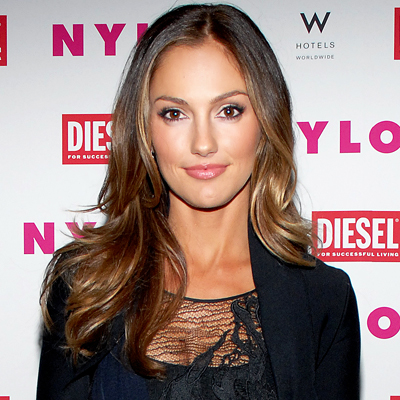 Minka Kelly - NYLON party - hair