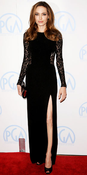 Angelina Jolie in Michael Kors