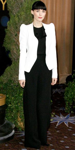 Rooney Mara Thierry Mugler