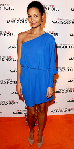 Thandie Newton in Stella MCartney
