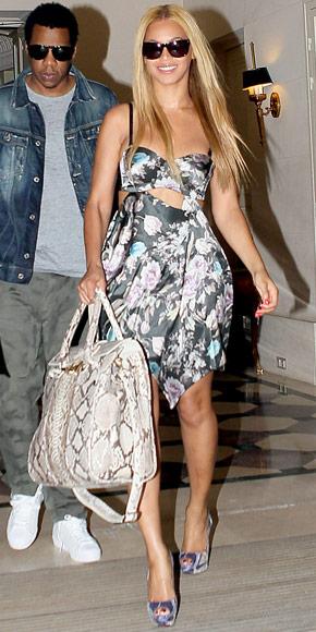Beyonce in Preen