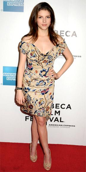 Anna Kendrick in Vivienne Westwood