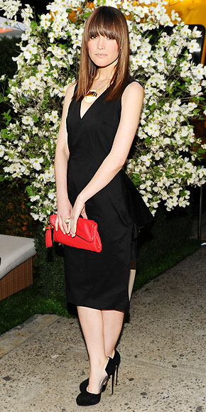 Rose Byrne in Brian Atwood