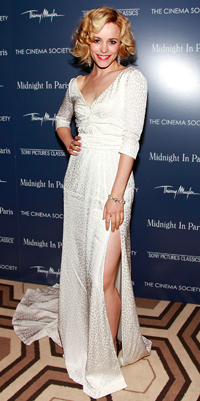 Rachel McAdams in Louis Vuitton