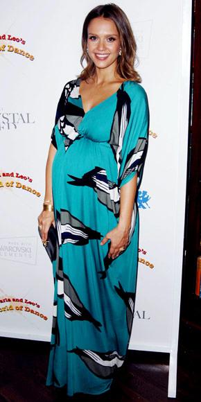 Jessica Alba in Issa
