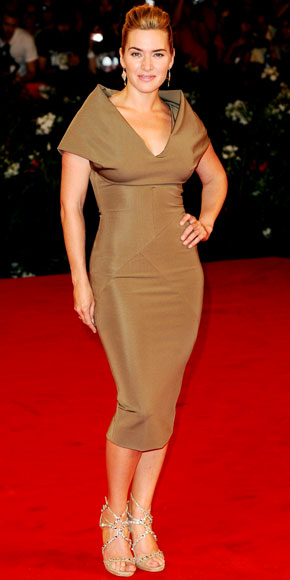 Kate Winslet in Victoria Beckham
